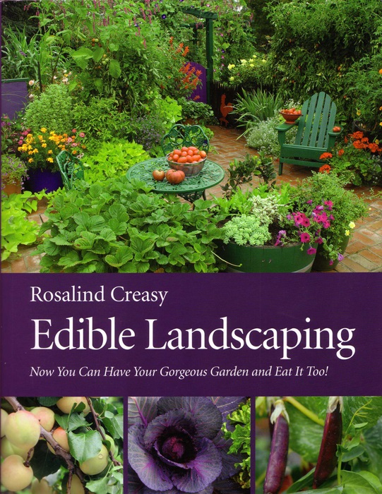 Landscaping With Edibles : Bob s reviews books bobpolomski