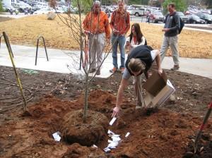 Arbor Day 2014 Clemson University